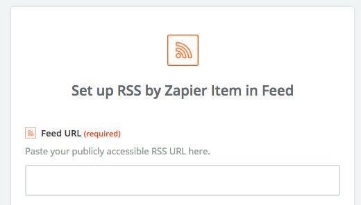 RSS Feed URL