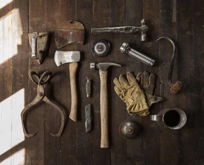 Invest in Tools