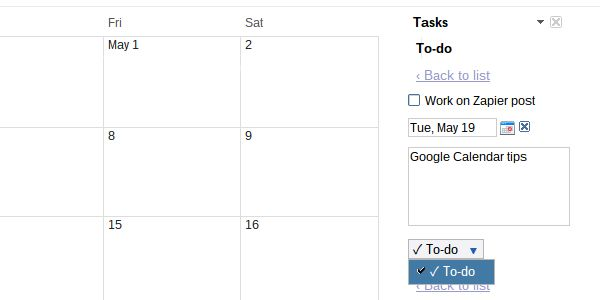 create google calendar deadlines