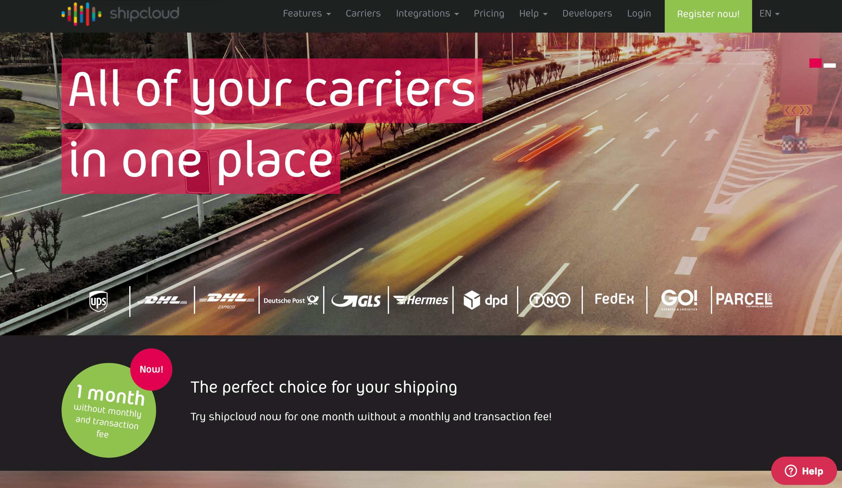 New Integration: Manage Your Shipments More Effectively with