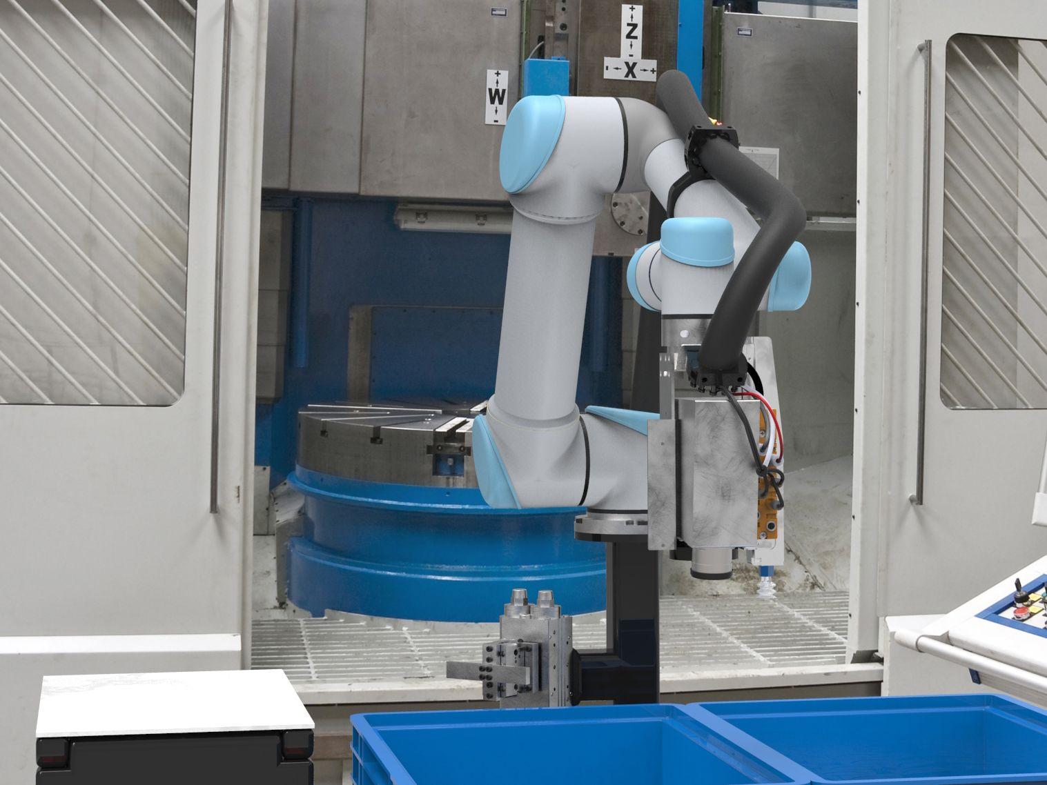 Blue Ocean Robot