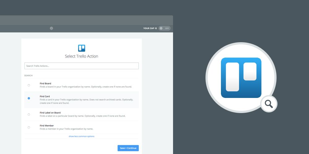 trello search actions