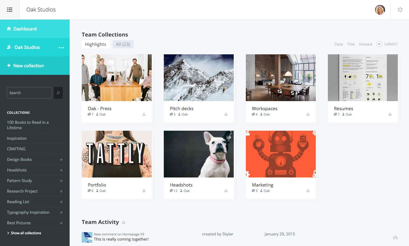 Dropmark Extension the 18 best read it later and bookmarking apps | zapier