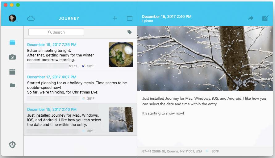 diary app for mac