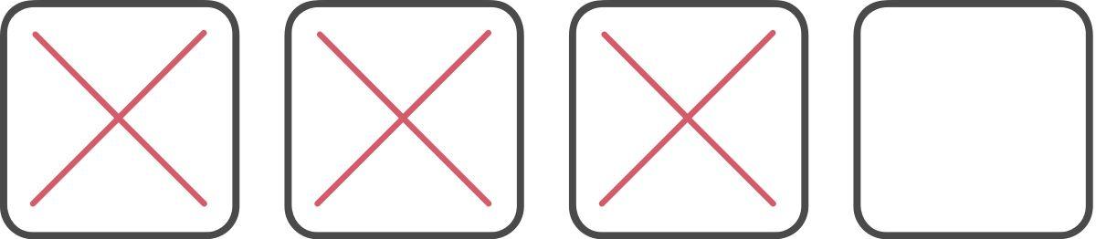 x card technique