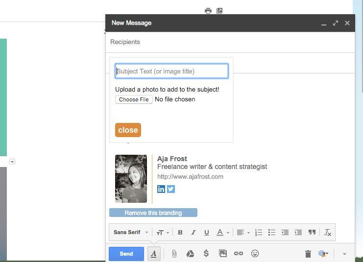 Attlo Email Plugin