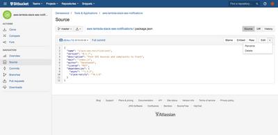 Bitbucket Screenshot (2)