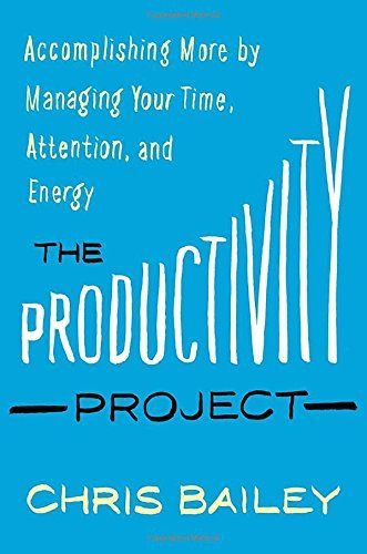 Productivity Project book cover
