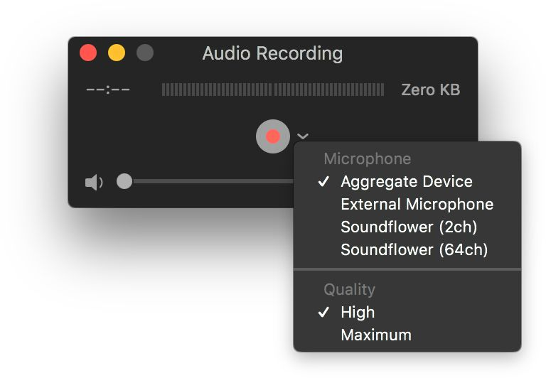 android screen recorder with audio programmatically