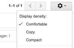 display density