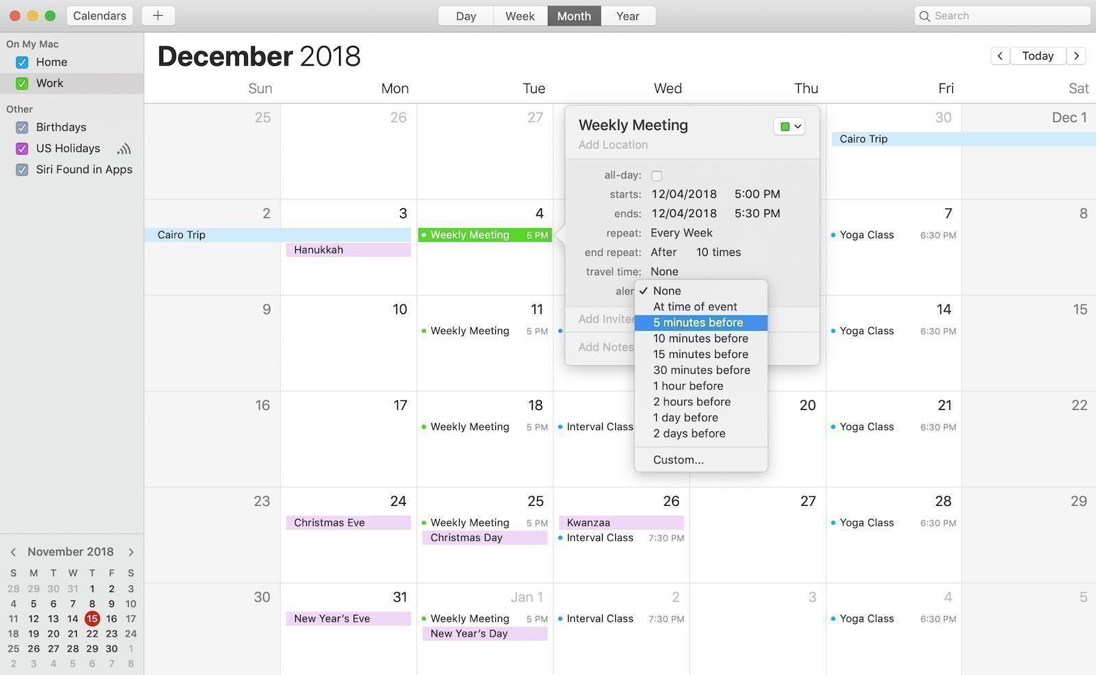 best calendar design software for mac