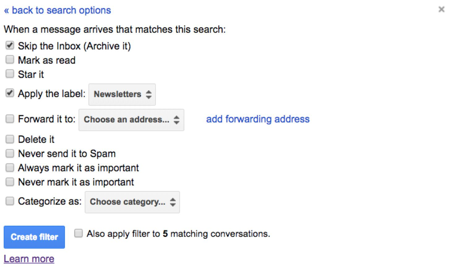 Organize Your Inbox with These 7 Gmail Filters