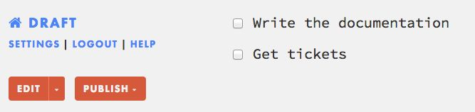 draft to-do list example