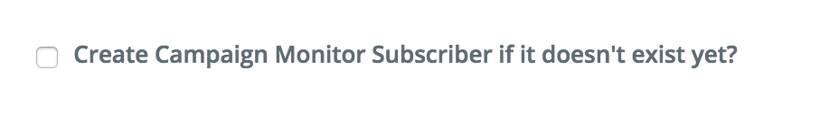 Thumbnail for New for Campaign Monitor: Use Zaps to Find Existing Subscribers
