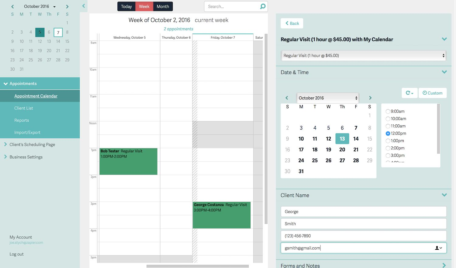 the 17 best appointment scheduling apps