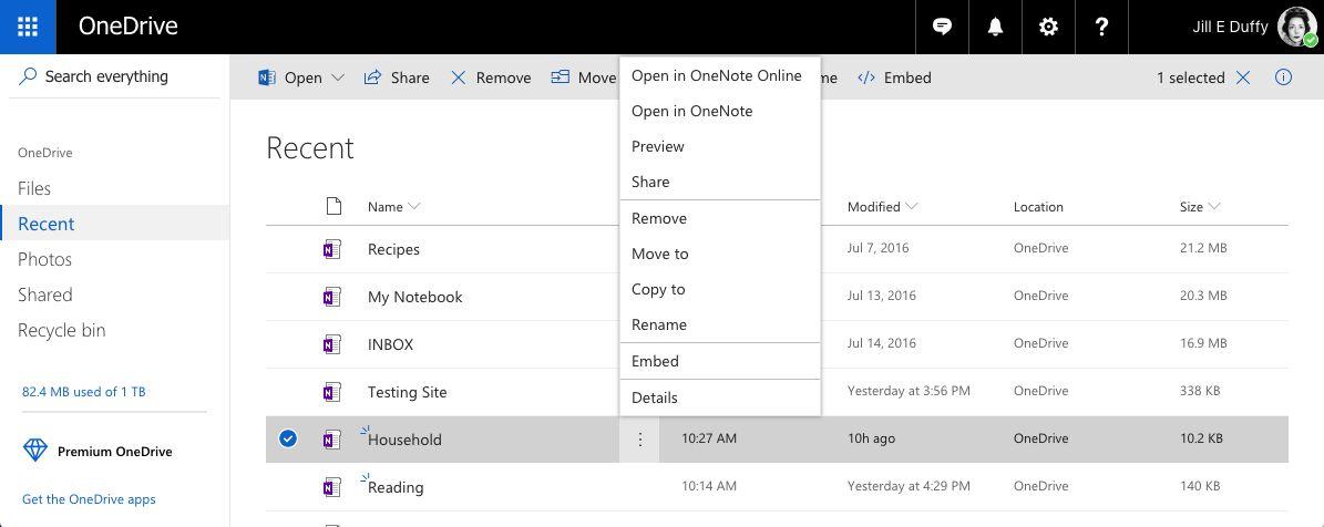 Evernote vs Microsoft OneNote