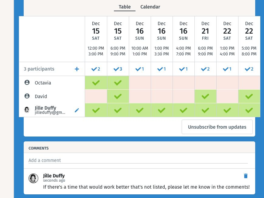 Best Meeting Scheduler Apps