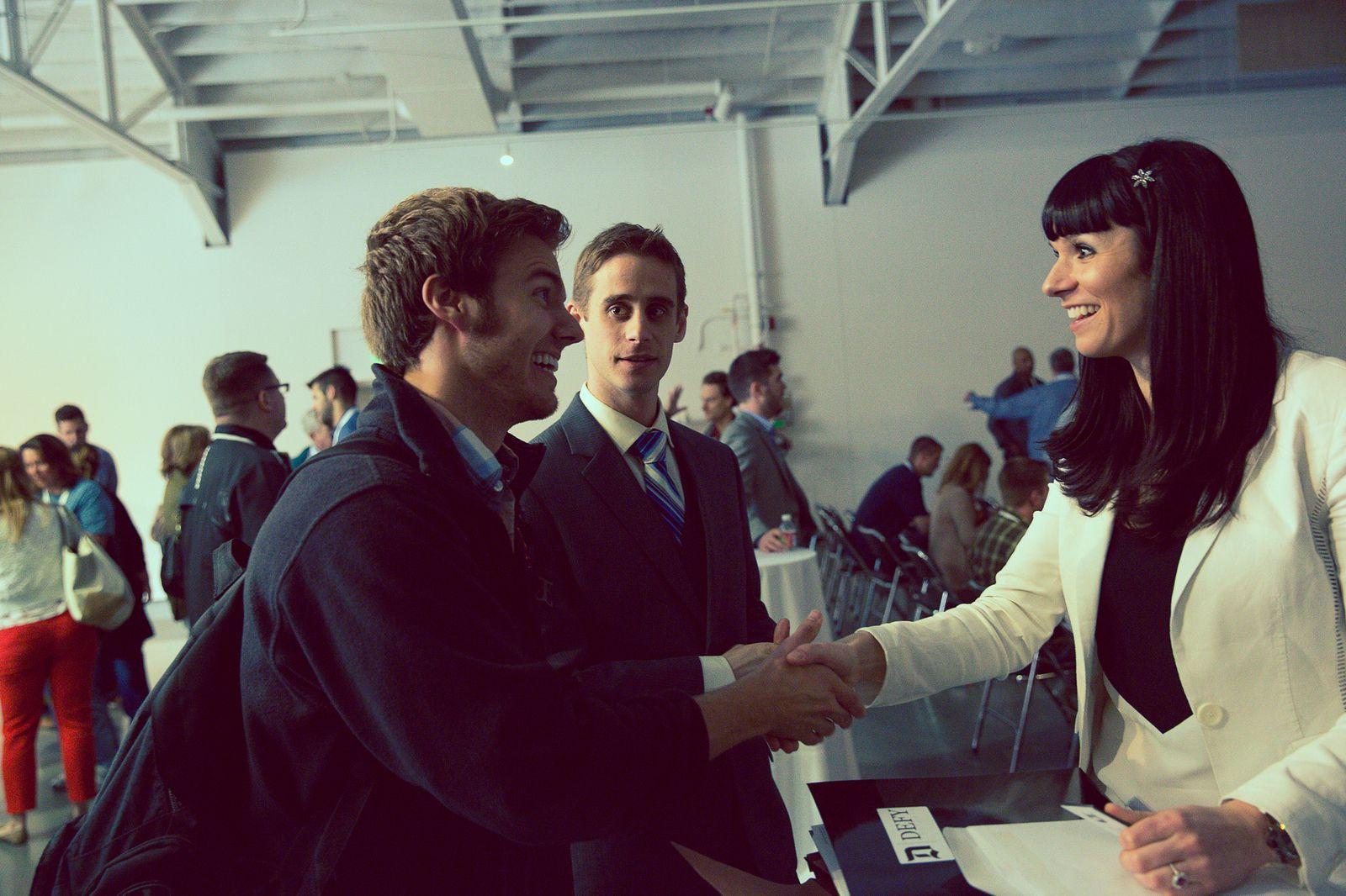 People Business Handshake