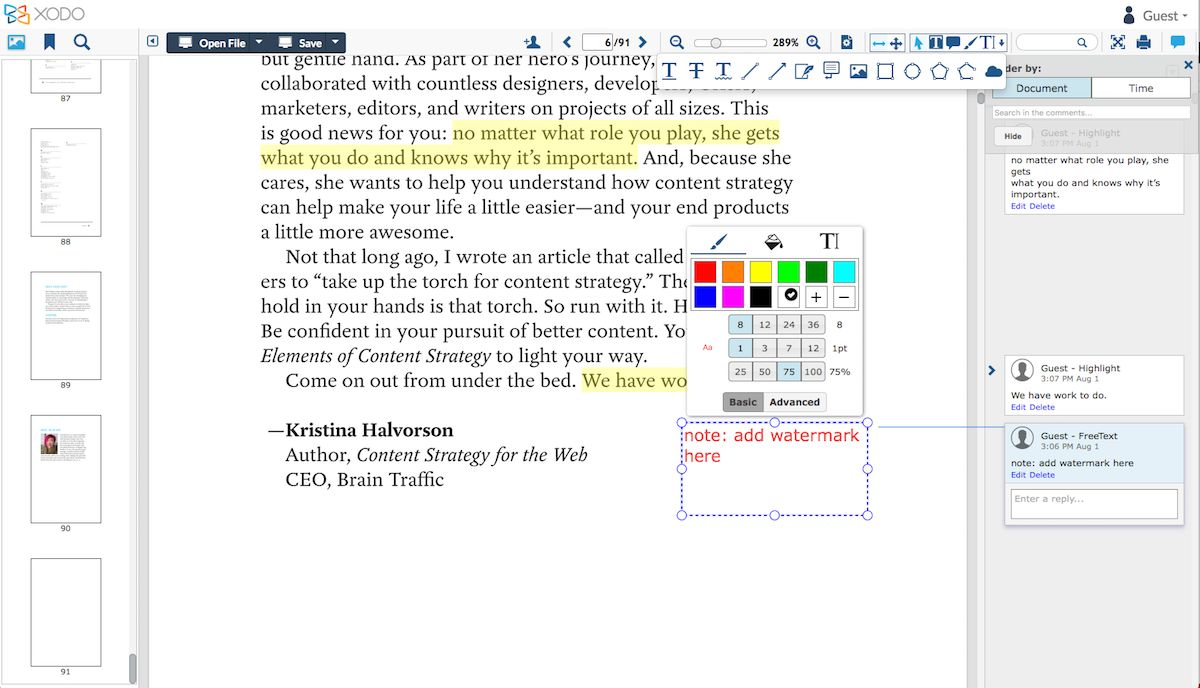 The 8 Best PDF Editor Apps in 2018