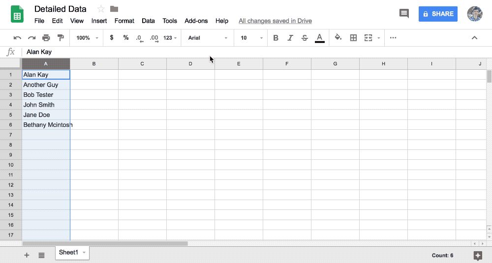 How to Automate Google Sheets With Macros—No Coding Required