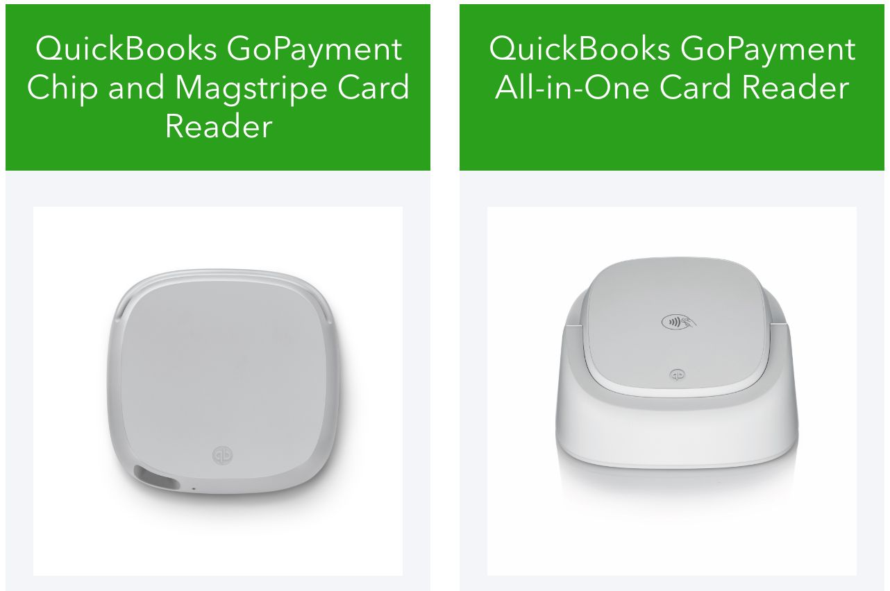 QuickBooks readers