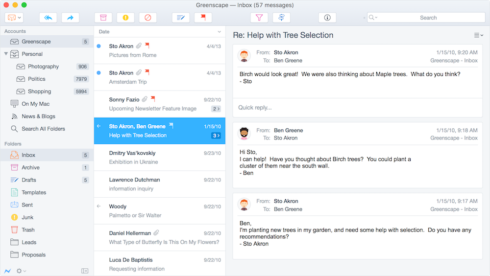 The 9 Best Email Clients for Mac