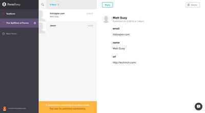 FormKeep Screenshot (3)