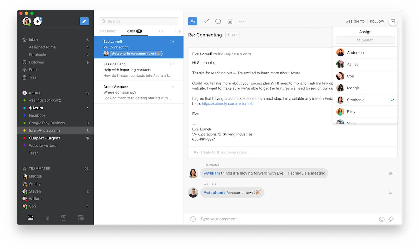 15 Best Email Apps for 2018