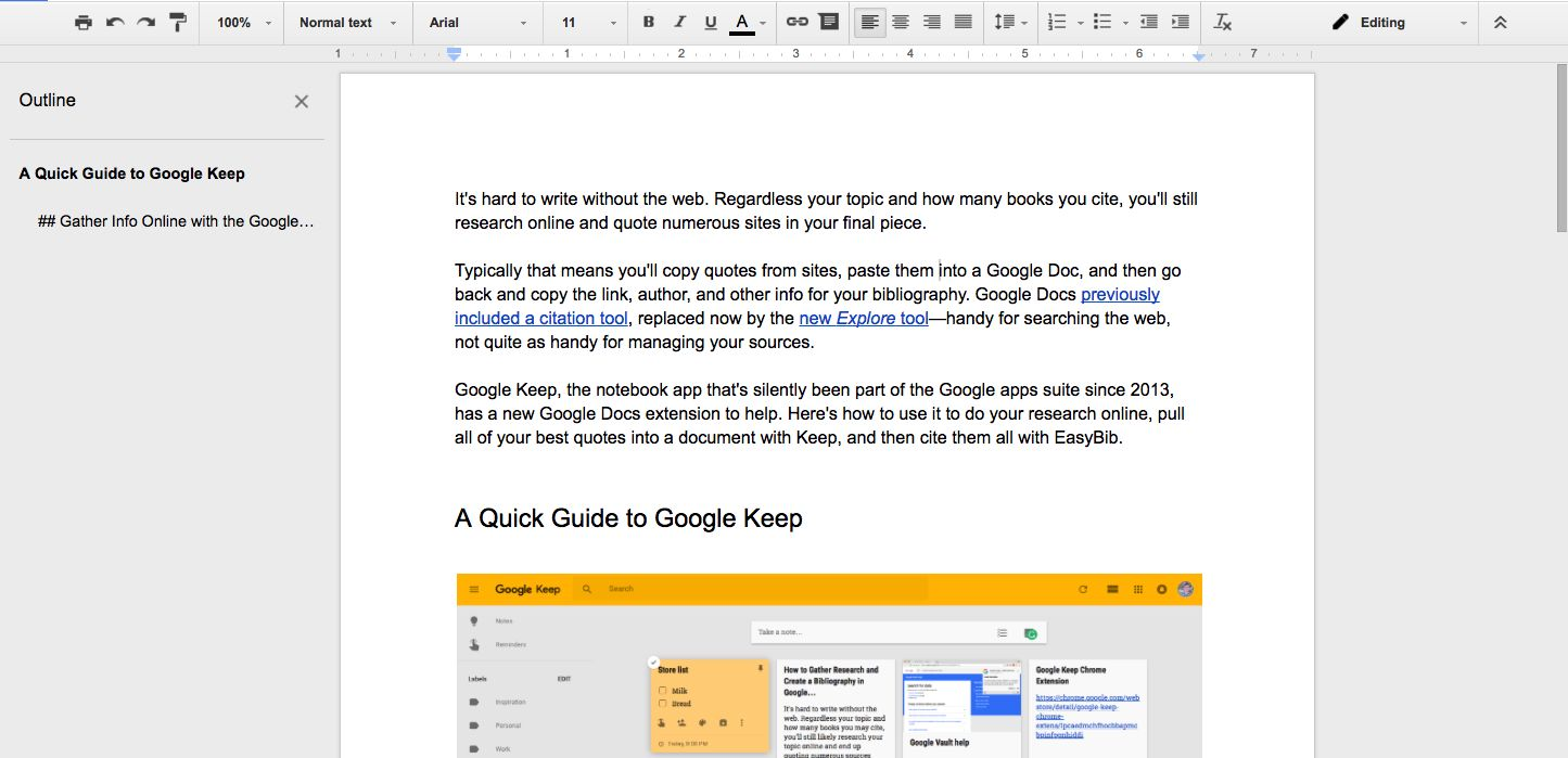 Build A Writing And Editing Workflow With Google Docs And Wordpress