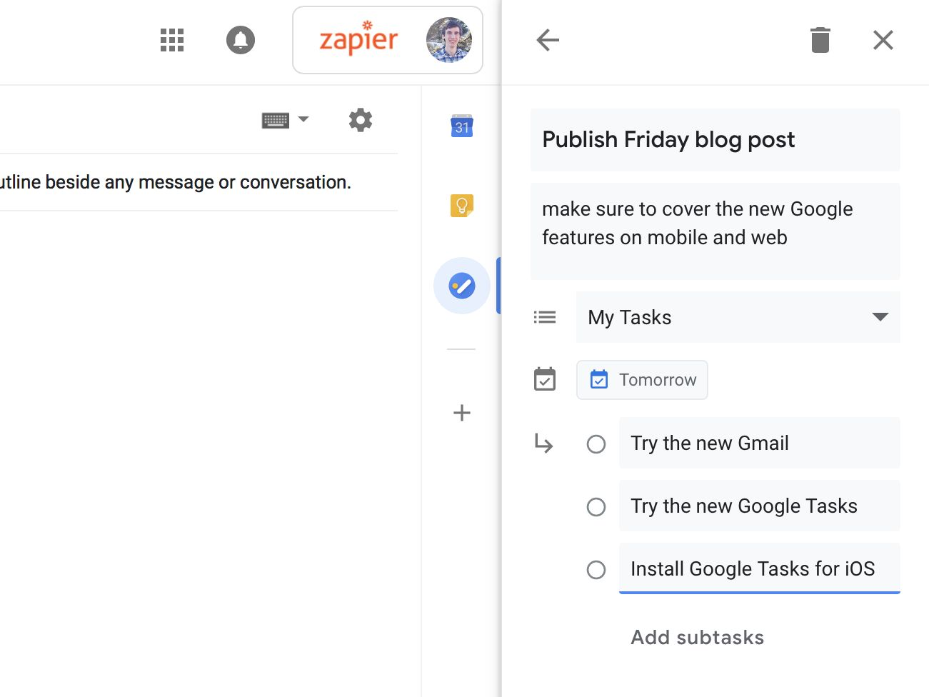 The Google Tasks Guide—Everything You Need to Build a