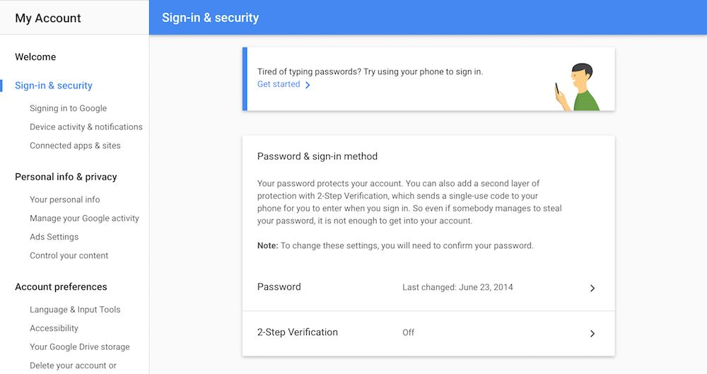 Two-Factor Authentication: A Security System for Your Digital Life