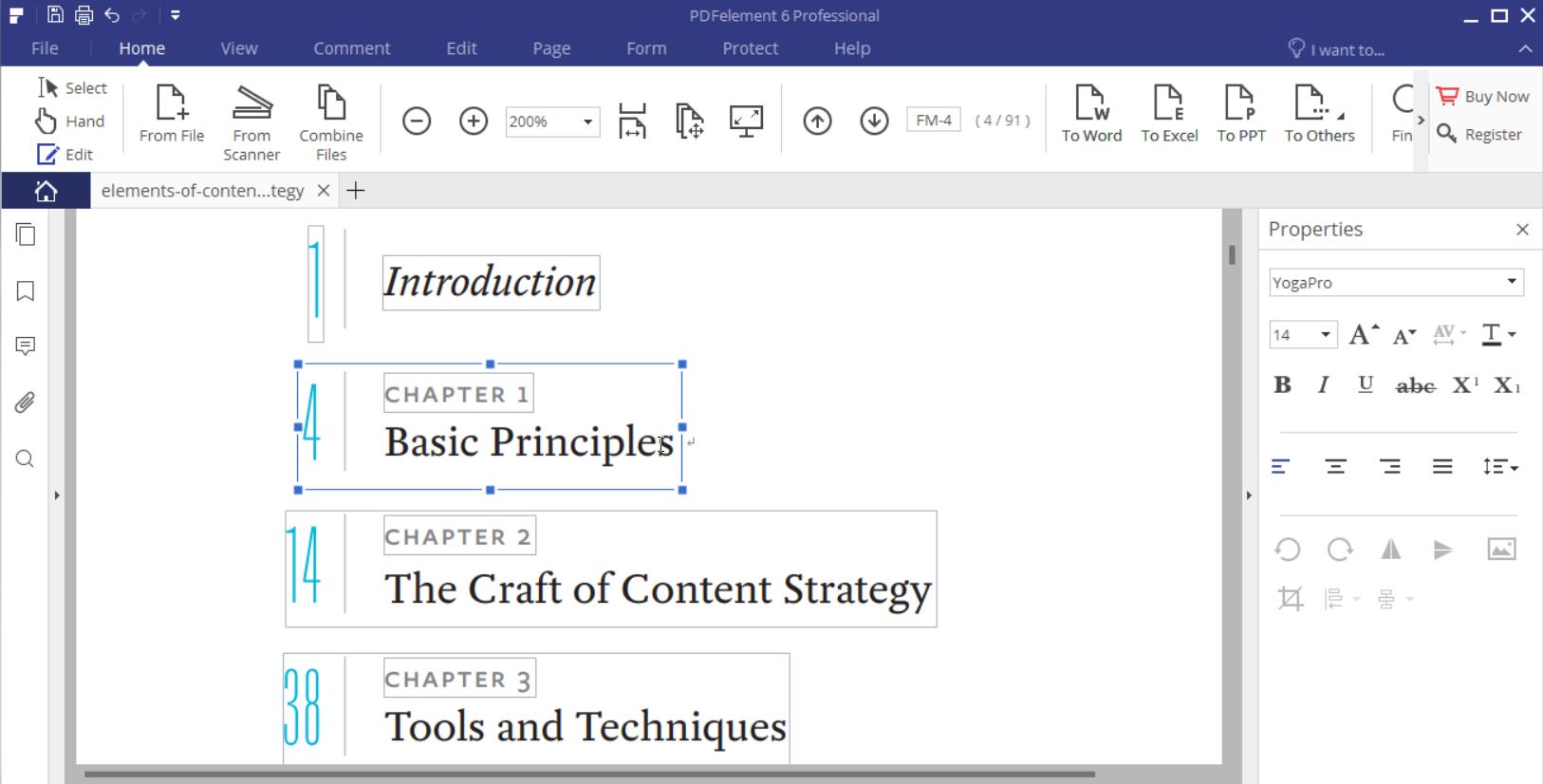 Pdf Editor Tools