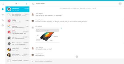 Cisco Webex Teams Screenshot (1)