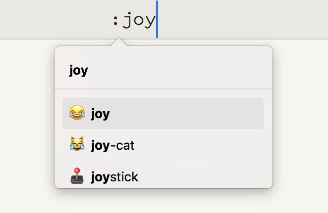 Rocket emoji for Mac
