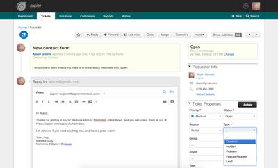 Freshdesk Screenshot (2)