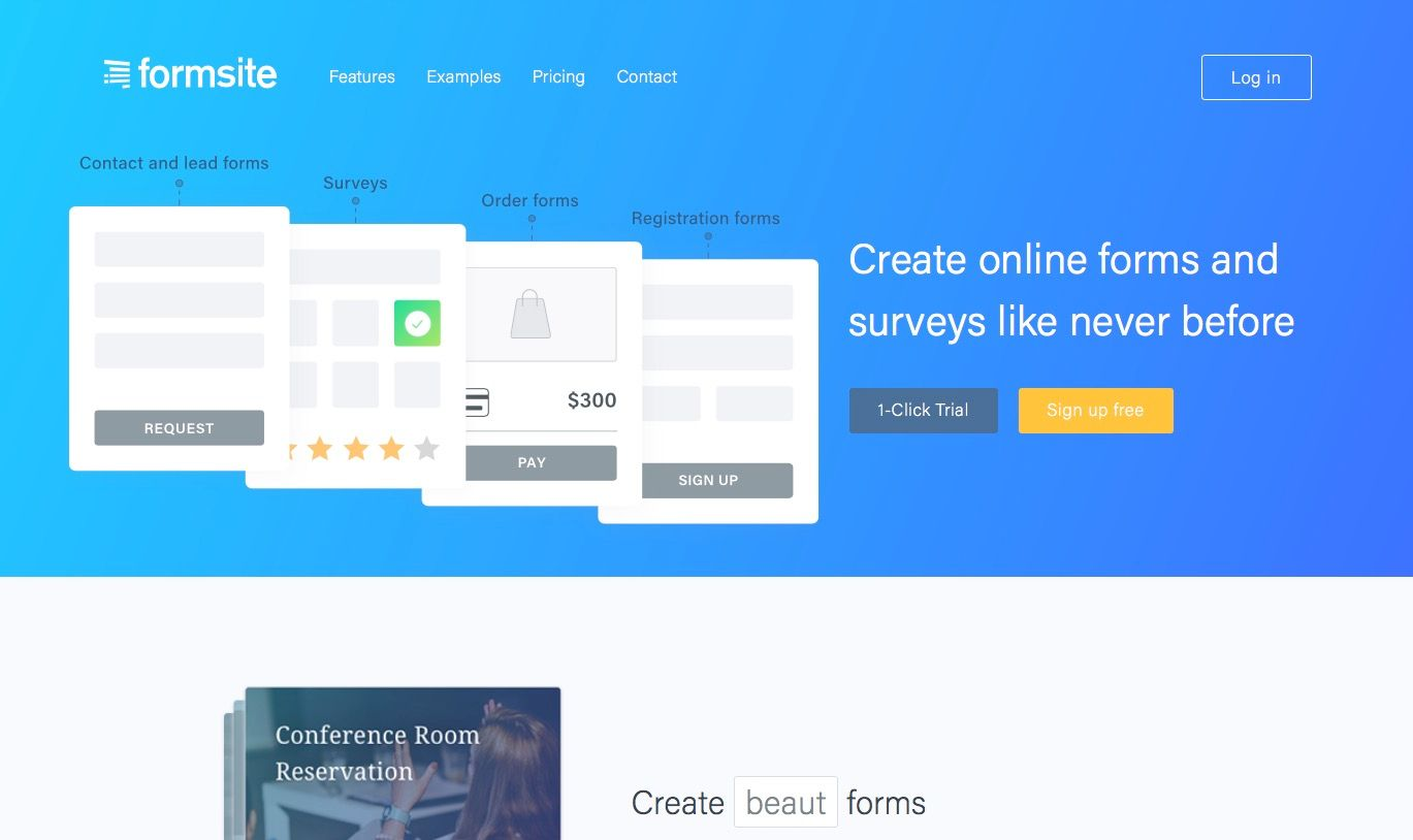 Formsite - Features, Pricing, Alternatives, and More | Zapier