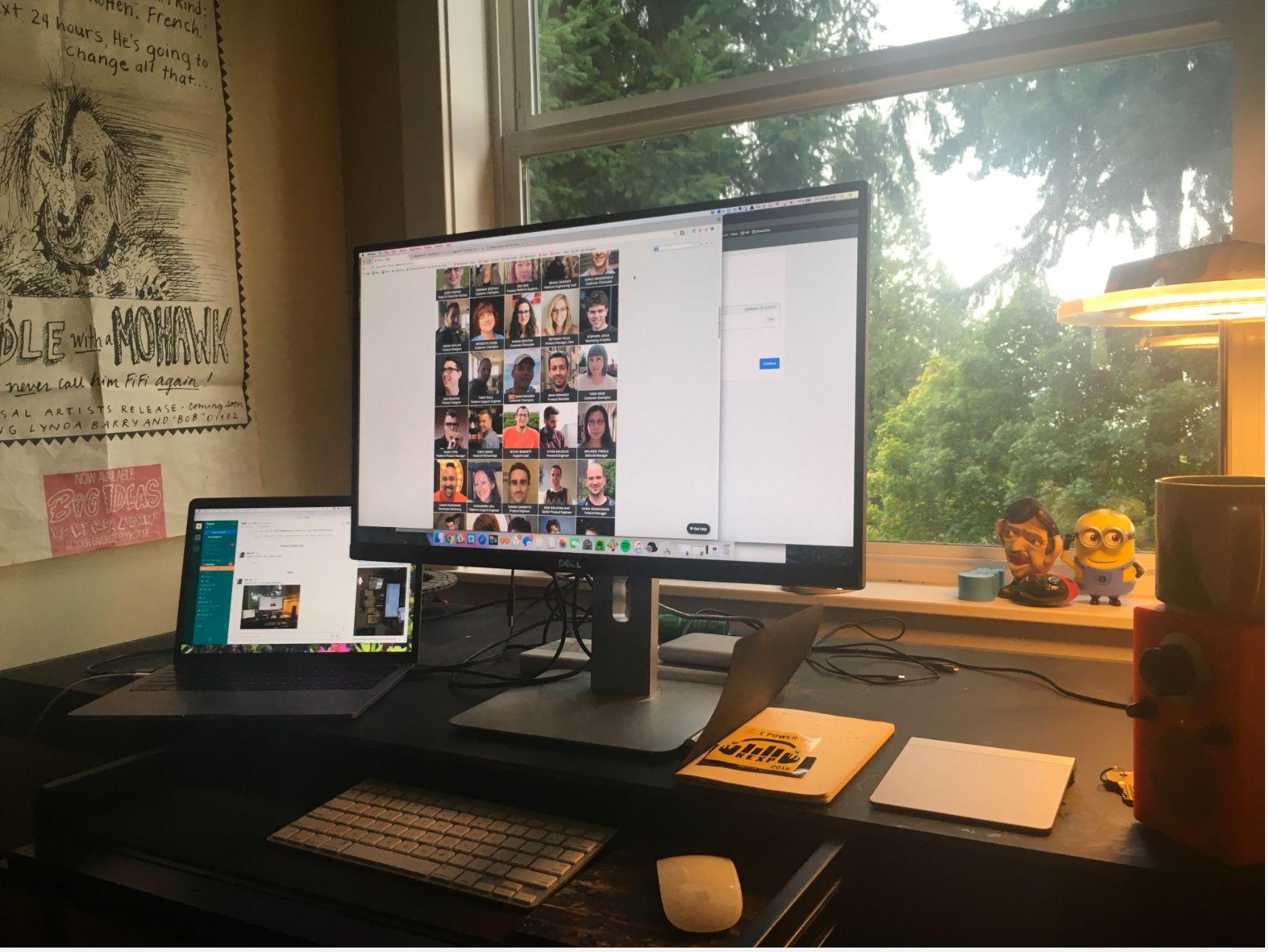 Kirk Godtfredsen's workspace