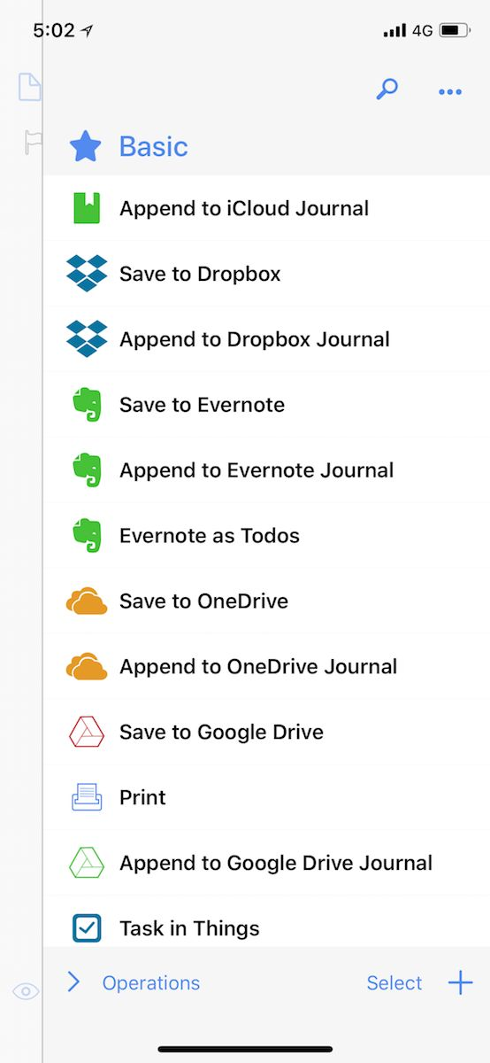 The Zapier Guide to Automating Your Phone With Drafts