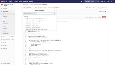 GitLab Screenshot (2)
