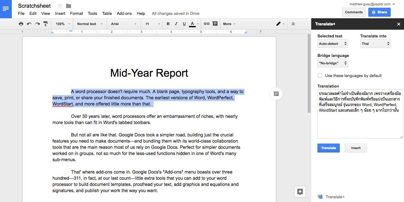 The 32 Best Google Docs Add-ons in 2017