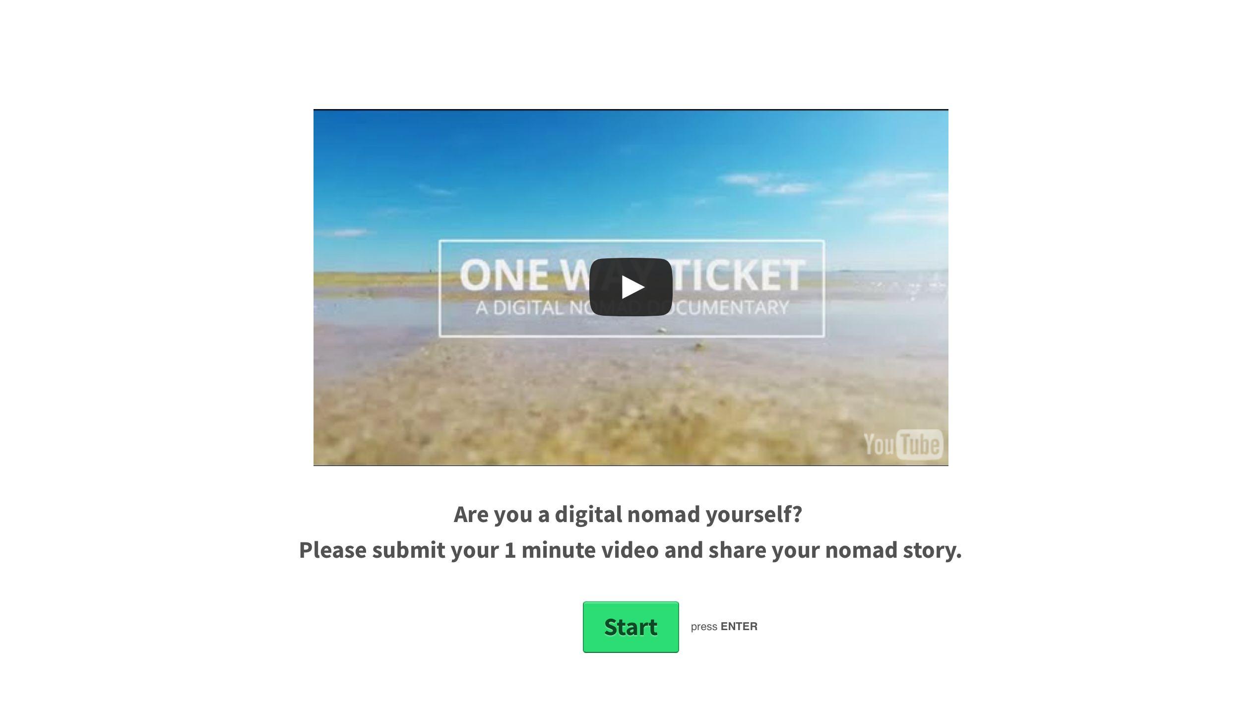 nomad documentary