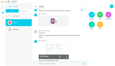 Cisco Webex Teams Screenshot (3)