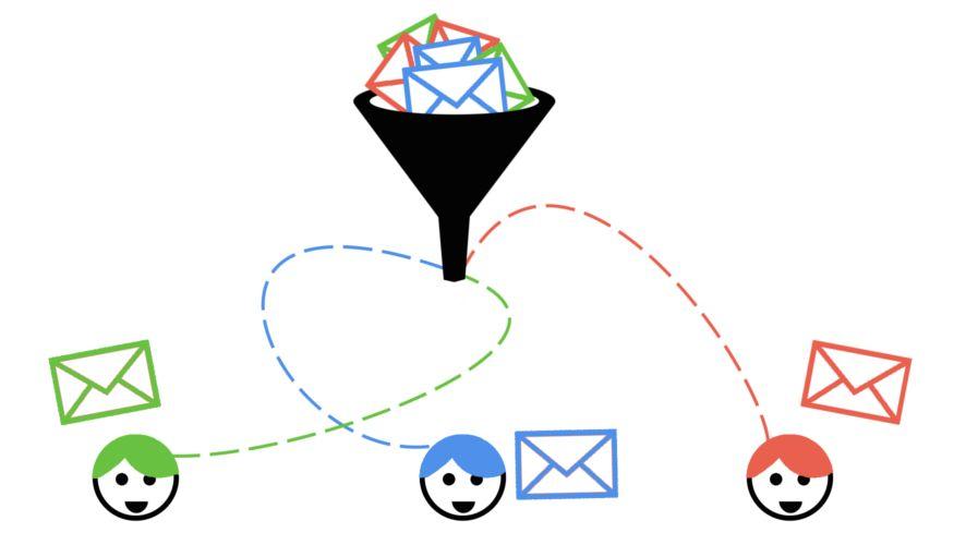 email list segmenting