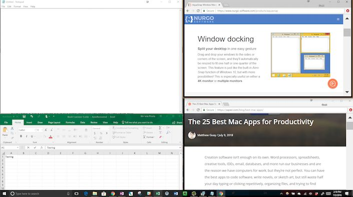 The 20 Best Productivity Apps for Windows in 2018