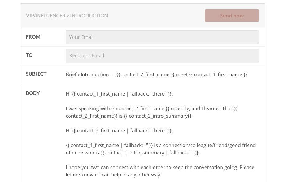 Email Template Generator