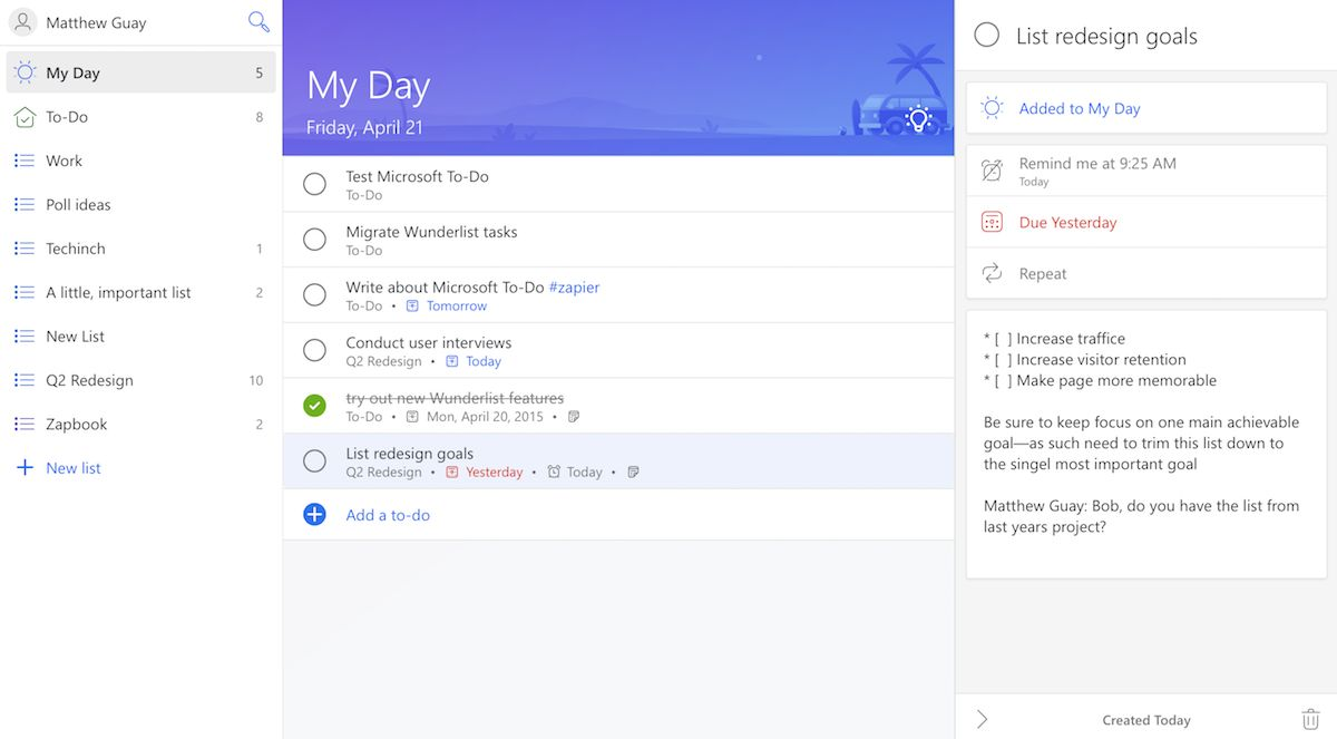 the 40 best to do list apps for task management