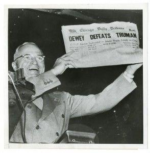 Truman election