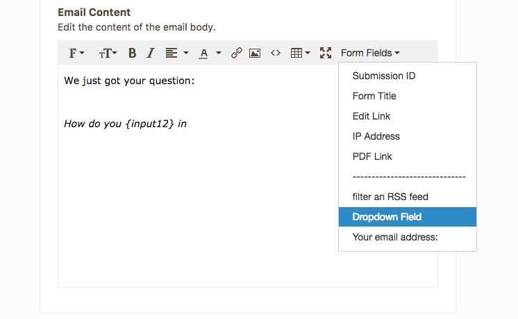 How to Make Fill-in-the-Blank Questions in an Online Form