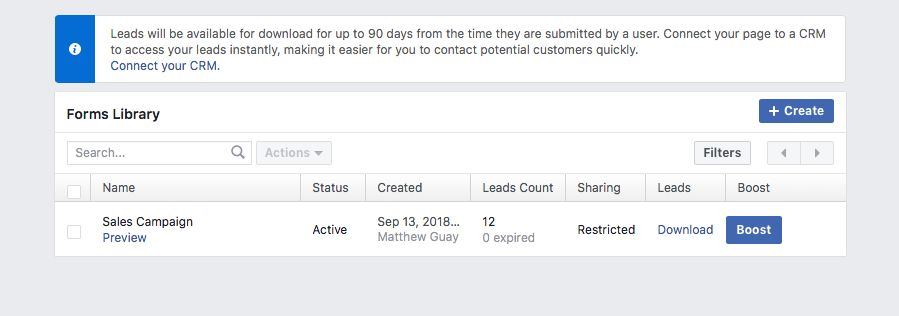 How to Instantly Follow Up on Facebook Lead Ads With Custom