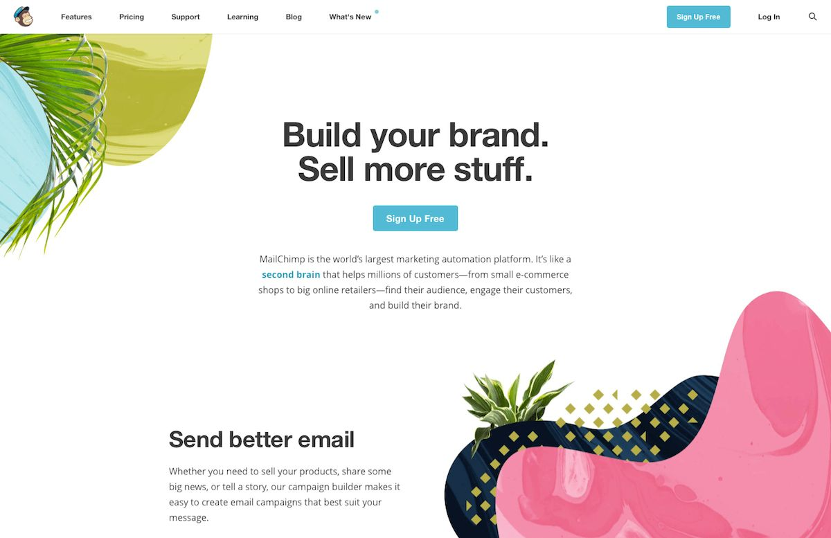 Grow your app - Mailchimp